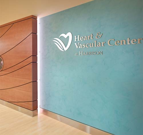 Healthcare: ArmourColor Perlata at Heart & Vascular Center at Harrison