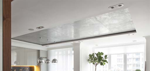 Koncrete: Koncrete - Ceiling, private residence