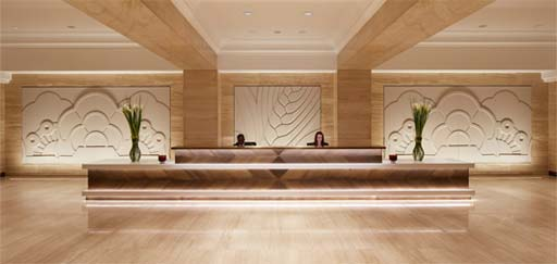 Commercial: Stone Effect Panels, Adelphi Building, London