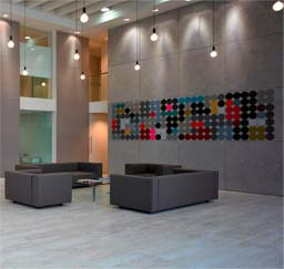 Commercial: Armourcoat Stone Effect Panels, DP9, London