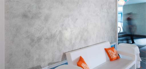 Commercial: Armourcoat Polished Plaster