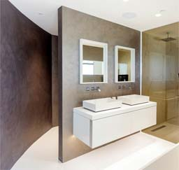 Residential: ArmourColor Perlata, private bathroom, One Shore Road, Dorset