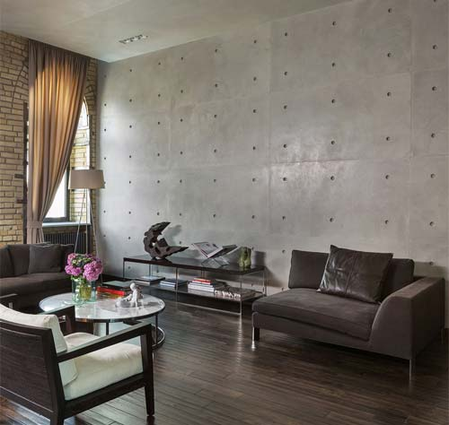 Residential: Armourcoat Polished Plaster