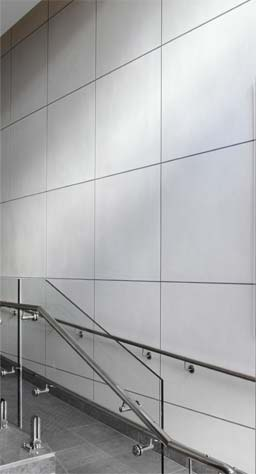 Hand applied panels: Hand Applied Panels: 88 William Street, Perth, Australia