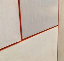 Hand applied panels: Hand Applied Panels with Contrast Edging