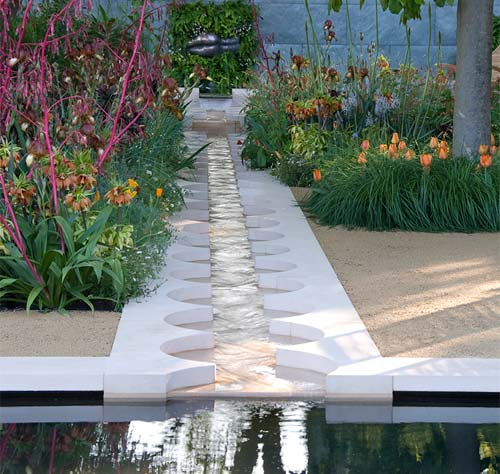 Exterior Commissions: Thomas Hoblyn/The Outdoor Room, RHS Chelsea Flower Show 2010