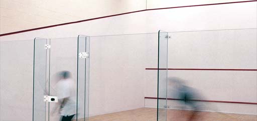 Racket Sports: Harrogate Squash and Fitness club